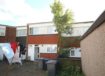 Thumbnail 4 bed terraced house to rent in Demeta Close, Wembley, Greater London