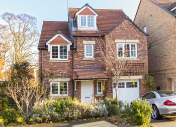 4 bed detached house for sale in College Court, Dringhouses, York YO24