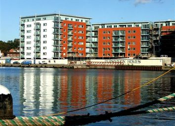 Thumbnail 1 bedroom flat to rent in Anchor Street, Orwell Quay, Ipswich