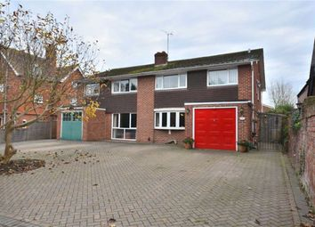 Thumbnail 4 bed semi-detached house for sale in North Upton Lane, Barnwood, Gloucester