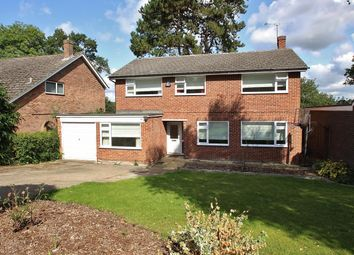 Thumbnail 4 bedroom detached house to rent in Nursery Gardens, Purley On Thames, Reading
