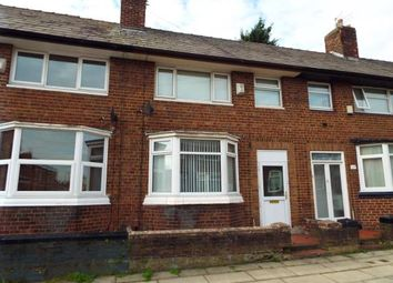 Thumbnail 3 bedroom terraced house for sale in Marlborough Road, Tuebrook, Liverpool, Merseyside