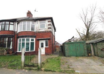 3 bed semi-detached house for sale in Captains Clough Road, Bolton BL1