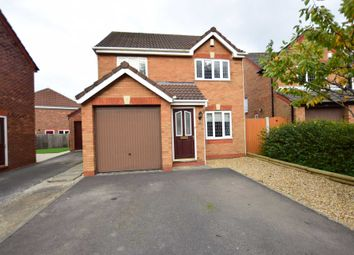 Thumbnail 3 bedroom detached house for sale in Bentley Drive, Kirkham, Preston