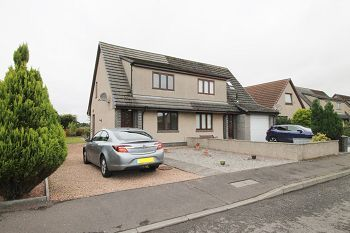 Thumbnail 2 bed semi-detached house to rent in Ben Hogan Place, Carnoustie, 7Tg