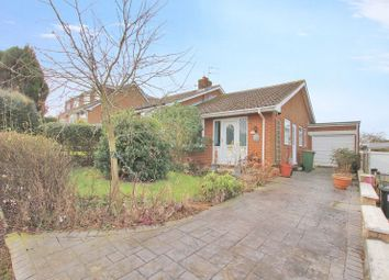 Thumbnail 2 bed semi-detached bungalow for sale in Sandringham Road, Lingdale, Saltburn-By-The-Sea