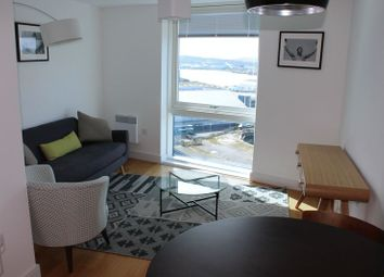 Thumbnail 1 bed flat for sale in Chatham Quays, Dock Head Road, St. Marys Island, Chatham