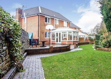 Thumbnail 4 bed detached house for sale in Meadow Vale, Lower Darwen, Blackburn, Lancashire