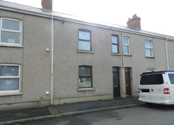 Thumbnail 3 bed terraced house for sale in Stepney Terrace, Haverfordwest, Pembrokeshire