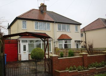 Thumbnail 2 bed semi-detached house for sale in Watsons Avenue, Bridlington
