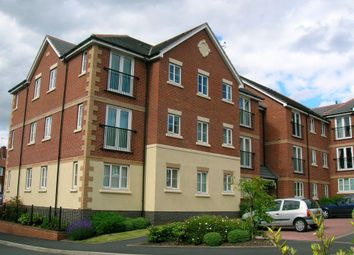 Thumbnail 2 bedroom flat for sale in Asbury Court, Great Barr, Birmingham