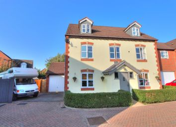Thumbnail 6 bed detached house for sale in Chestnut Drive, Bagworth, Coalville