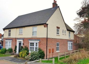 Thumbnail 5 bed detached house for sale in Nurseryman Way, Rearsby, Leicester
