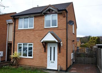 Thumbnail 3 bed link-detached house for sale in Birkdale Close, Grantham