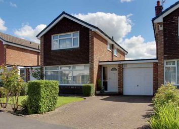 Thumbnail 3 bed link-detached house for sale in Malmesbury Road, Cheadle Hulme, Cheadle