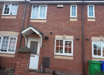 Thumbnail 2 bedroom terraced house for sale in Rochester Avenue, Chorlton Cum Hardy, Manchester, Greater Manchester