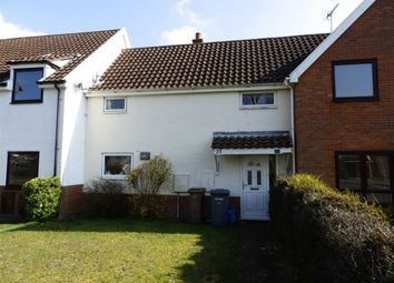 Thumbnail 3 bedroom terraced house for sale in Farriers Close, Martlesham Heath, Ipswich