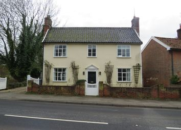 Thumbnail 3 bed detached house for sale in The Street, Earl Soham, Woodbridge