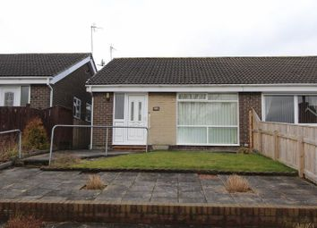 Thumbnail 2 bedroom semi-detached bungalow for sale in Southwold Gardens, Silksworth, Sunderland