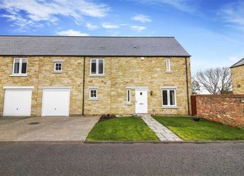 Thumbnail 4 bed semi-detached house for sale in East Farm Mews, Backworth, Tyne And Wear