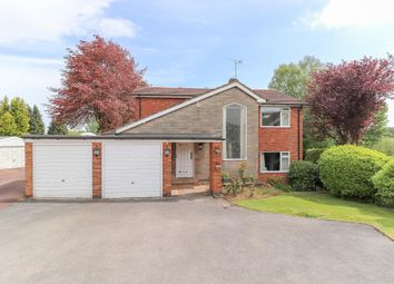 Thumbnail 3 bed detached house to rent in Stoneleigh Close, Stoneleigh, Coventry
