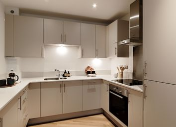 Thumbnail 1 bed flat for sale in Holst Road, Acton, London