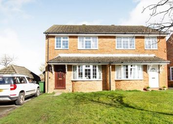 Thumbnail 3 bed semi-detached house for sale in Gorse Hill, Broad Oak, Heathfield, East Sussex