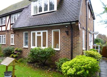 Thumbnail 2 bed maisonette to rent in Brooke Close, Bushey