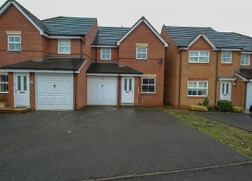 Thumbnail 3 bed semi-detached house for sale in Onsetter Road, Bentilee, Stoke-On-Trent