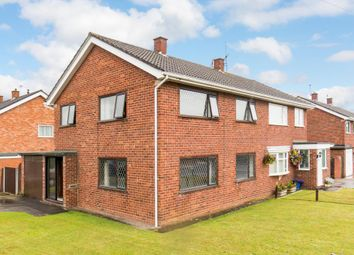 Thumbnail 3 bed semi-detached house for sale in Longville Road, Shrewsbury