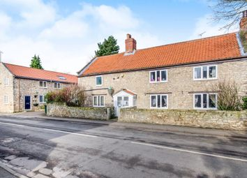 Thumbnail 4 bed farmhouse for sale in High Street, Campsall, Doncaster
