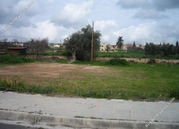 Thumbnail Land for sale in Anogira, Limassol, Cyprus