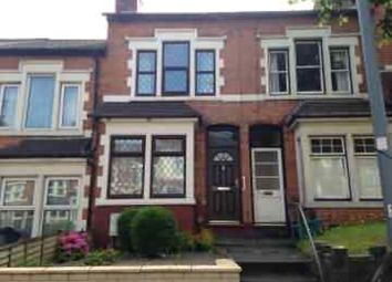 Thumbnail 2 bed terraced house to rent in St Thomas Road, Erdington, Birmingham