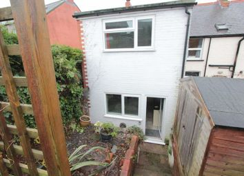 Thumbnail 3 bed terraced house to rent in Glasfryn Terrace, Henllan Street, Denbigh
