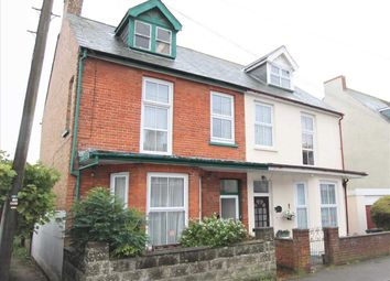 Thumbnail 4 bed semi-detached house for sale in Russell Road, Felixstowe