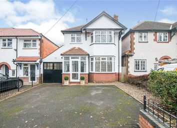 Thumbnail 3 bed link-detached house for sale in Silver Street, Wythall, Birmingham
