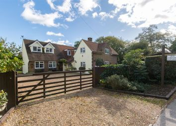 Thumbnail 4 bed property for sale in 16th Century Cottage, Cross In Hand, Heathfield