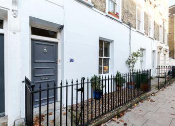 Thumbnail 4 bed terraced house for sale in Pratt Street, London