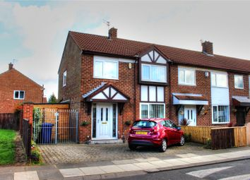 3 bed semi-detached house for sale in Sandringham Road, Grangetown, Middlesbrough TS6