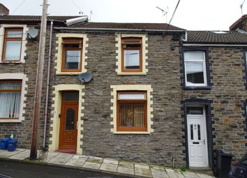 Thumbnail 3 bed terraced house for sale in Penn Street, Treharris