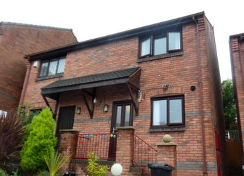 Thumbnail 2 bed semi-detached house for sale in Heritage Court, Merthyr Tydfil