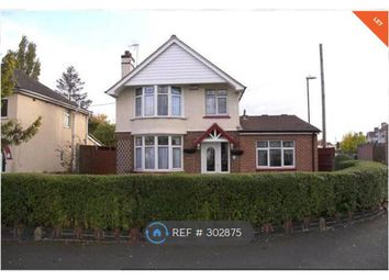 Thumbnail 4 bed detached house to rent in Wordsworth Avenue, Sinfin, Derby