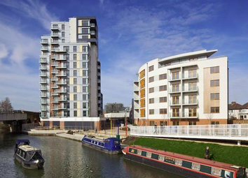Thumbnail 1 bed flat for sale in Fairbanks Court, Atlip Road, Wembley