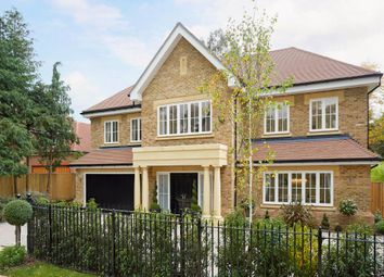 Thumbnail 7 bedroom detached house for sale in Ravensdale Road, Ascot