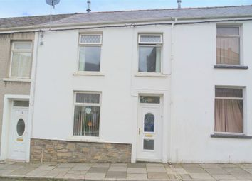 Thumbnail 2 bed terraced house for sale in Barnardo Street, Nantyffyllon, Maesteg, Mid Glamorgan