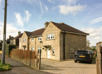 Thumbnail 3 bed semi-detached house for sale in Haycombe Drive, Bath