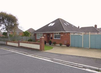 Thumbnail 3 bed detached bungalow for sale in Littleview Road, Weymouth, Dorset