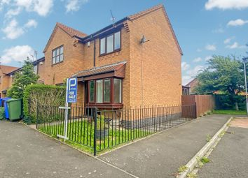 Thumbnail 2 bed semi-detached house for sale in Murrayfield, Seghill, Cramlington