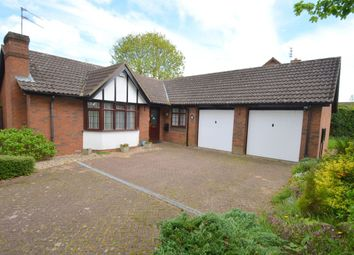 Thumbnail 3 bed bungalow for sale in Weaver Close, Kettering