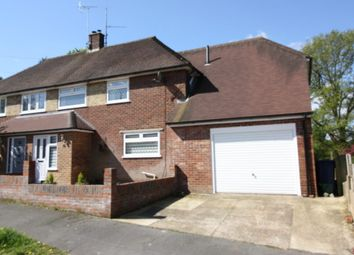 Thumbnail 4 bed semi-detached house to rent in Nursery Hill, Shamley Green